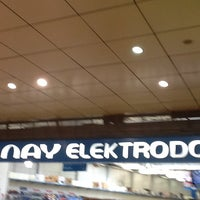 Photo taken at NAY Elektrodom by Luda G. on 5/6/2013