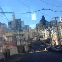 Photo taken at Russian Hill by Marisol d. on 11/29/2016