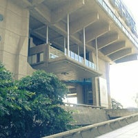 Photo taken at Biblioteca Nacional by Maria P. on 3/9/2013