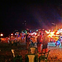 Photo taken at Full Moon Party by Lady Y. on 7/21/2013