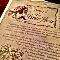 Photo taken at The Pirates' House by Santy M. on 1/14/2013
