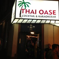 Photo taken at Thai Oase by Matthias G. on 5/18/2013