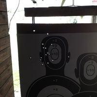 Photo taken at Magnum Shooting Range by Milan B. on 4/14/2013