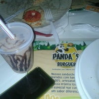 Photo taken at Panda's Burguer by Irving d. on 12/21/2012