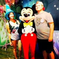 Photo taken at Mickey's House and Meet Mickey by Cassidy U. on 8/6/2013