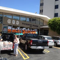 Photo taken at Vicente Foods by Mark C. on 8/30/2013