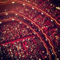 Photo taken at Metropolitan Opera by Jennifer S. on 3/12/2013