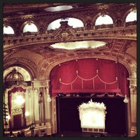 Photo taken at Boston Opera House by Olivia B. on 12/23/2012