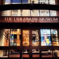 Photo taken at Ukrainian Museum by Olga S. on 3/21/2014