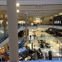 Photo taken at Tysons Galleria by Praveen M. on 3/8/2013