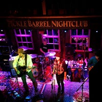 Photo taken at Pickle Barrel Nightclub by Lindsay T. on 2/26/2016