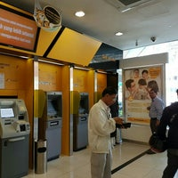 Photo taken at Maybank by Harden H. on 6/24/2016