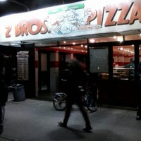 Photo taken at 2 Bros Pizza by Frank V A. on 12/14/2012