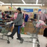 Photo taken at Walmart Supercenter by Ms Tiff on 12/27/2012