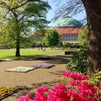 Photo taken at Stadtpark Hannover by Slava H. on 5/2/2015