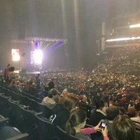 Photo taken at Bridgestone Arena by Ashley B. on 12/15/2012