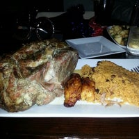 Photo taken at Sofrito by Carmen R. on 12/16/2012