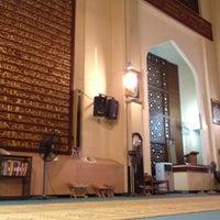 Photo taken at Masjid Saidina Abu Bakar As-Siddiq (مسجد سيدنا ابو بكر الصديق) by Ardy A. on 4/24/2013