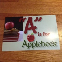 Photo taken at Applebee's by Ryan B. on 11/2/2012