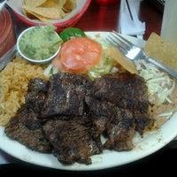 Photo taken at Los Burrito Tapatios by David A. on 11/7/2012