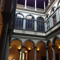 Photo taken at Palazzo Strozzi by Татьяна Р. on 1/3/2013