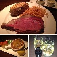 Photo taken at The Keg Steakhouse & Bar by Jenn C. on 1/6/2013