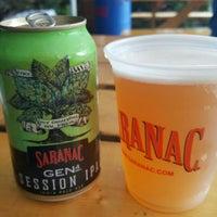 Photo taken at Saranac Brewery (F.X. Matt Brewing Co.) by Jimmy B. on 7/30/2016