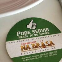Photo taken at NB Steak by Diego C. on 12/19/2012