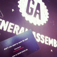 Photo taken at General Assembly East by Cheekd on 7/16/2013