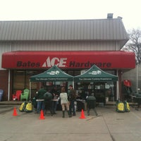 Photo taken at Bates Ace Hardware by Wade D. on 3/23/2013