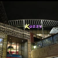 Photo taken at Kozzy by Rosa @. on 1/11/2013