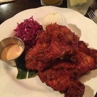Photo taken at MangoSeed Restaurant by Zena M. on 7/10/2013