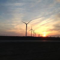 Photo taken at Meadow Lake Wind Farm by Joe C. on 4/1/2013