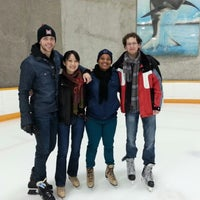 Photo taken at West End Ice Rink by Heather G. on 12/27/2012