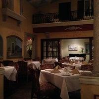 Photo taken at Portofino Italian Restaurant by Sanghyun P. on 10/30/2012