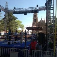 Photo taken at Plaza de Armas by Edgar M. on 5/31/2013