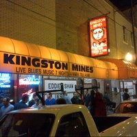 Photo taken at Kingston Mines by KGG on 9/16/2012