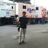 Photo taken at Stadium KLFA Cheras by Fummy S. on 12/1/2013
