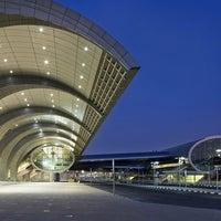 Photo taken at Dubai International Airport (DXB) by Alexandr G. on 3/4/2013