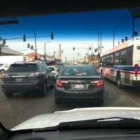 Photo taken at Gridlock Triangle by Michael O. on 1/8/2013