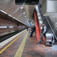 Photo taken at Platforms 3 & 4 by Rasmus F. on 7/10/2013
