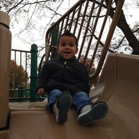 Photo taken at Highland Playground by Sarah R. on 11/8/2013