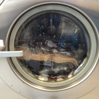 Photo taken at Giant Wash Coin Laundry by Erin C. on 1/5/2013