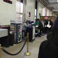 Photo taken at US Post Office by JetzNY on 3/16/2016