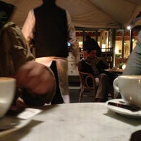Photo taken at Cappuccino by Ibrahim A. on 2/12/2013