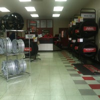 Photo taken at Kauffman Tire by John Anthony W. on 6/6/2013