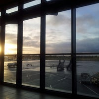 Photo taken at Belfast International Airport (BFS) by Jim B. on 3/13/2013