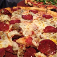 Photo taken at Matchbox Vintage Pizza Bistro by Drew F. on 7/27/2013