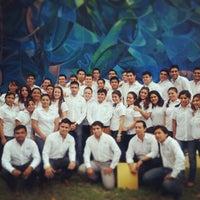 Photo taken at Facultad de Contaduría y Administración UADY by Esther A. on 1/31/2013