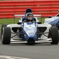Photo taken at Silverstone Experience Centre by Martyn H. on 8/19/2013